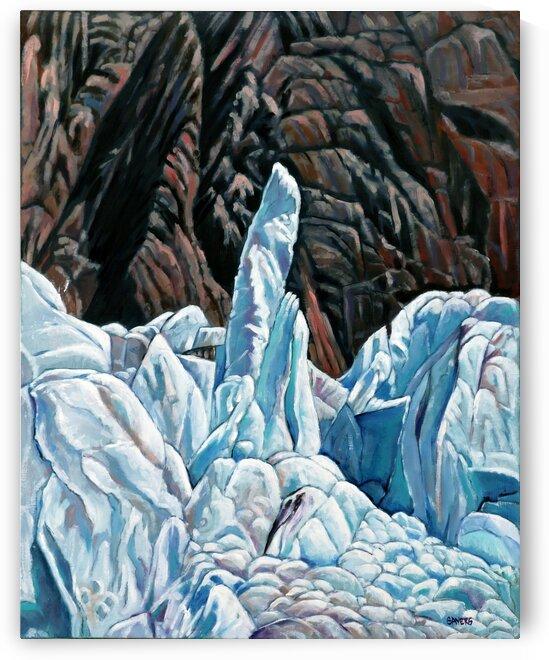 Glacier 1 by Rick Bayers