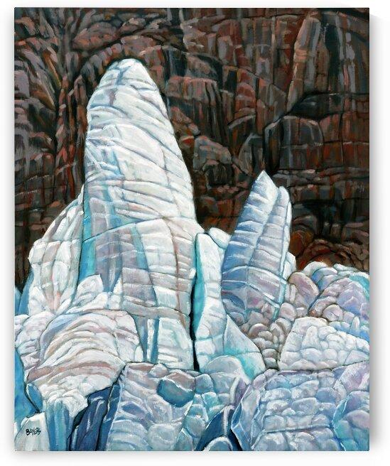 Glacier 2 by Rick Bayers