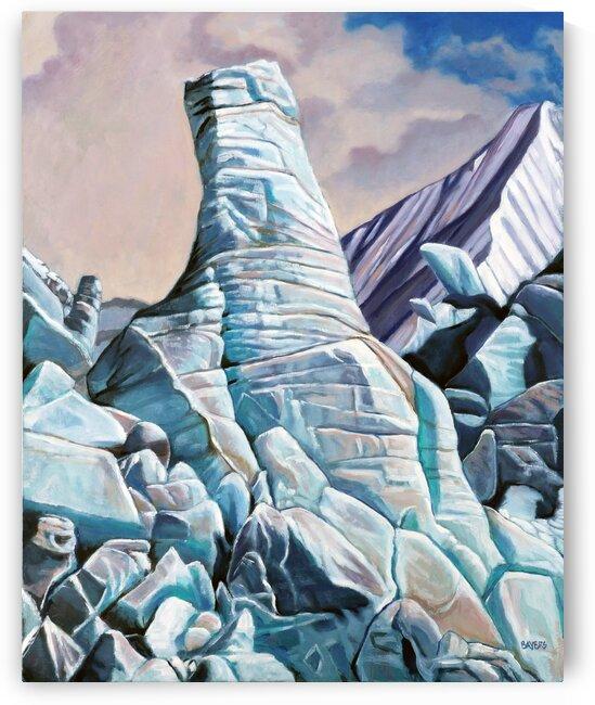 Glacier 3 by Rick Bayers