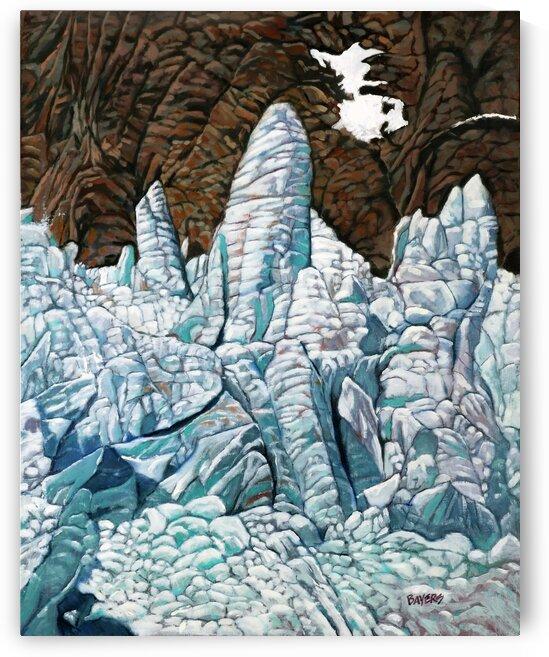 Glacier 4 by Rick Bayers