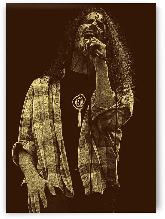 Chris Cornell American singer-songwriter 15 by RANGGA OZI