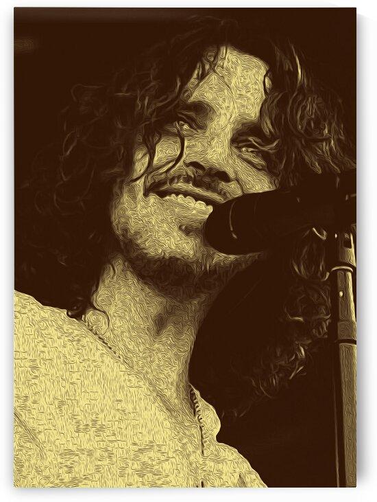 Chris Cornell American singer-songwriter 12 by RANGGA OZI