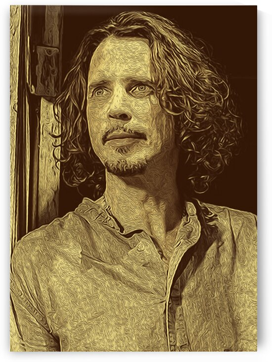 Chris Cornell American singer-songwriter 6 by RANGGA OZI