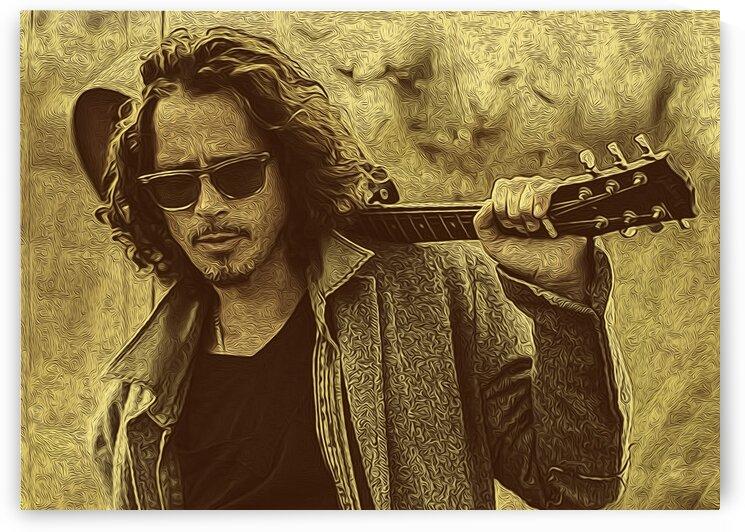 Chris Cornell American singer-songwriter 5 by RANGGA OZI
