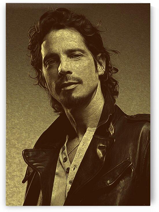 Chris Cornell American singer-songwriter 4 by RANGGA OZI