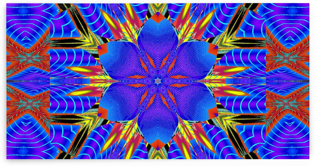 Plastic Lotus 2 by Sherrie Larch