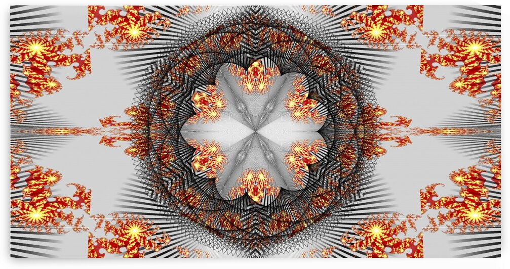 Lotus Spark 1 by Sherrie Larch