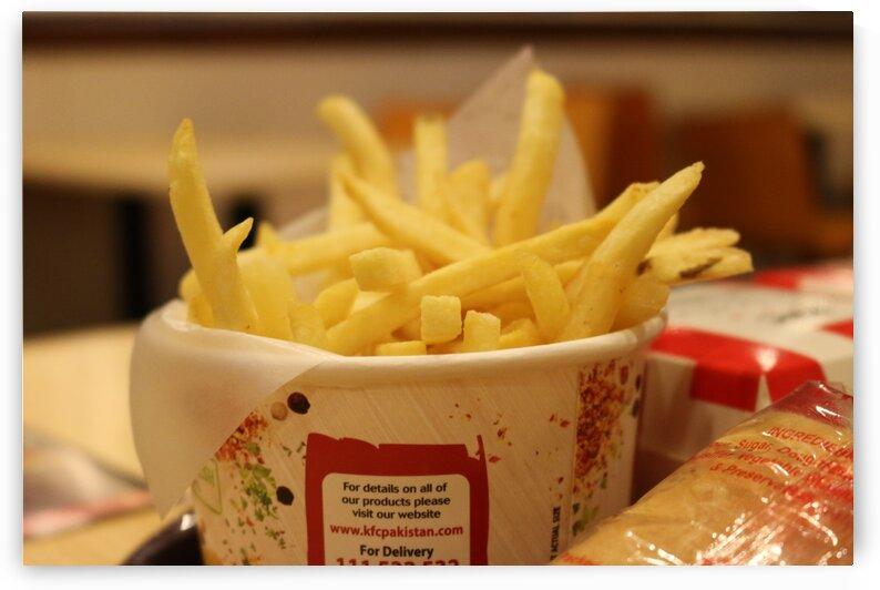 Crispy KFC Fried French Fries by Jerrys Studio