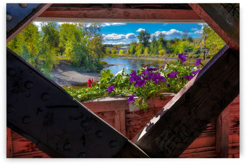 Amqui Pont Beausejour 4 by Glenn Albert