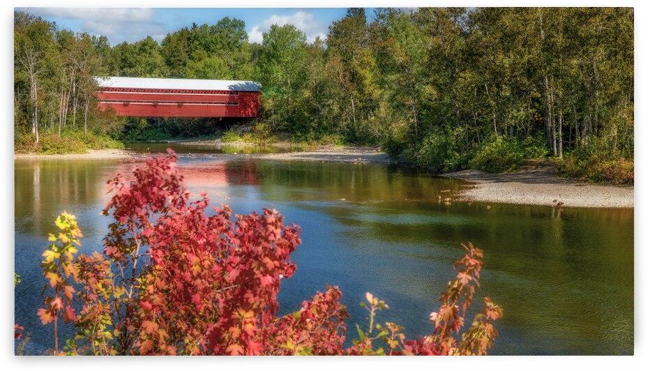 Amqui Pont Beausejour 3 by Glenn Albert
