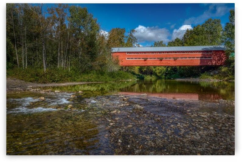 Amqui Pont Beausejour 1 by Glenn Albert