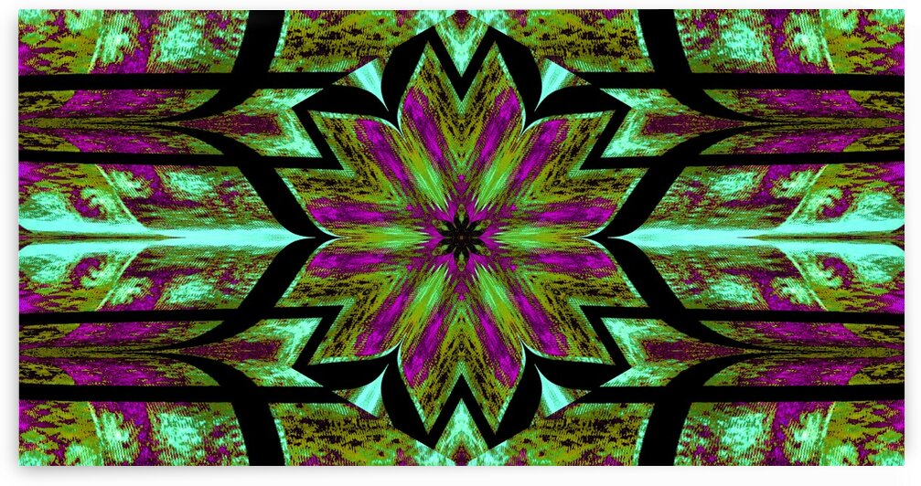 Lotus In Glow 6 by Sherrie Larch