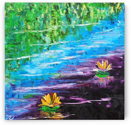 Lily pond by DaoZedd