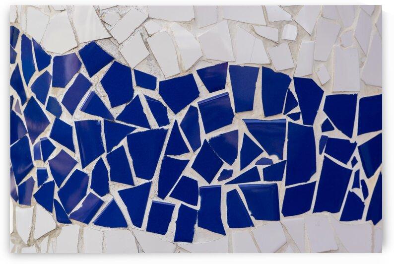Sharp Free Form Flow - a Modern Twist on Traditional Portuguese Azulejos by GeorgiaM