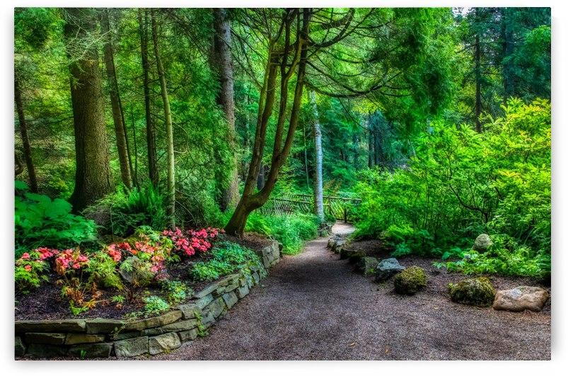 Sentier Jardins de Metis by Glenn Albert