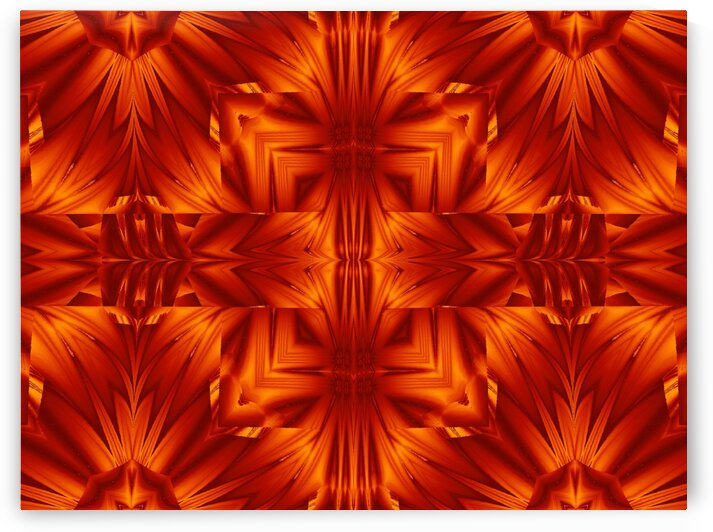 Fire Flowers 192 by Sherrie Larch