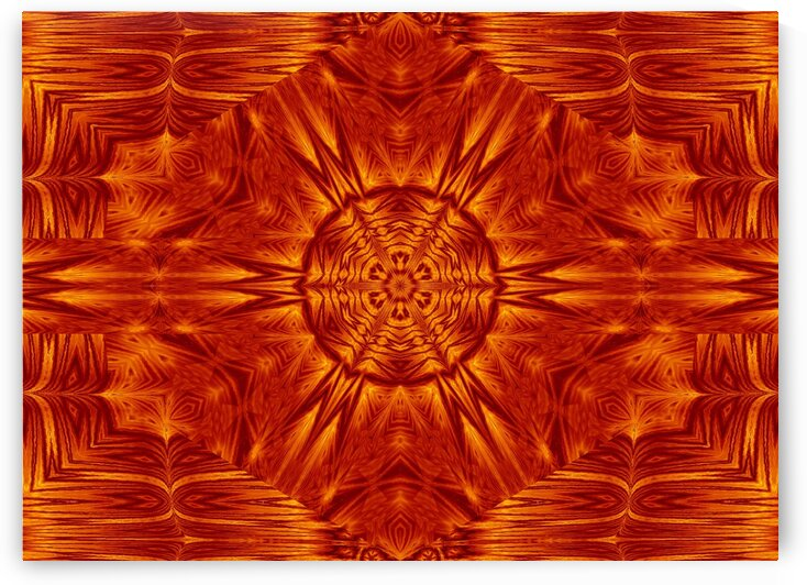 Fire Flowers 216 by Sherrie Larch