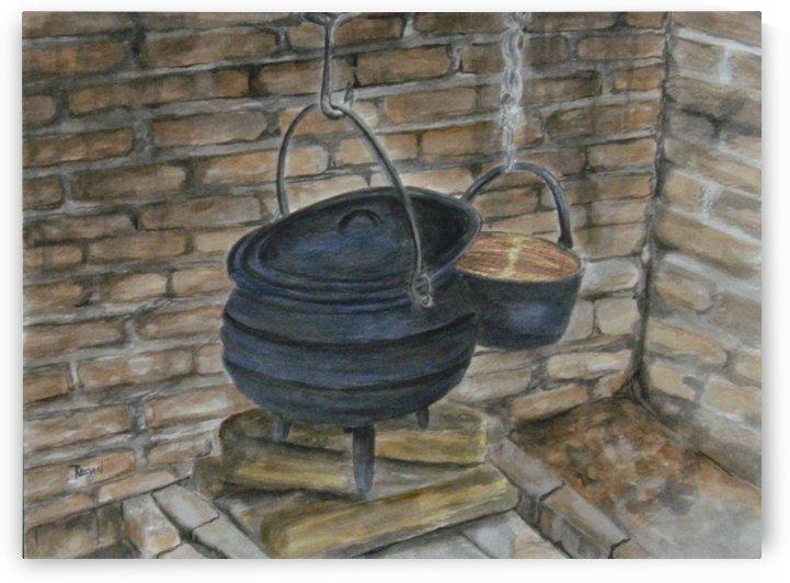 Pot Calling the Kettle Black by Regan J Smith