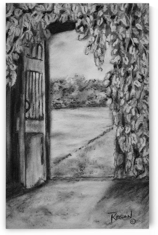 Entry Way  by Regan J Smith