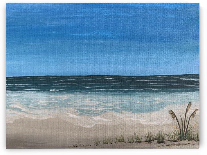 Ocean side by Clark Fine Art