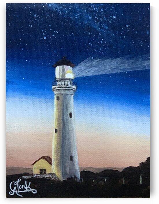Lighting the Way by Clark Fine Art
