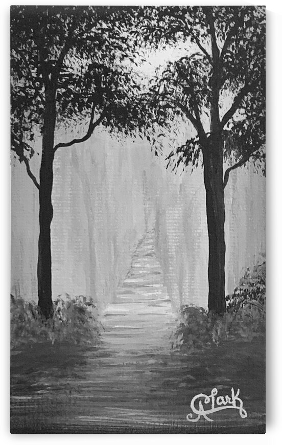 Into the Woods by Clark Fine Art