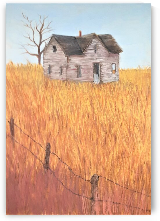 This Old House by Debbie L Fleck