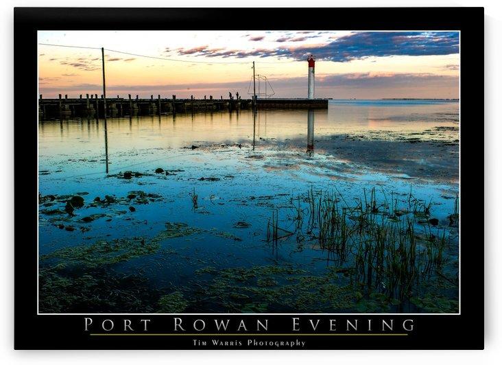 Port Rowan Sunset by Tim Warris Photography