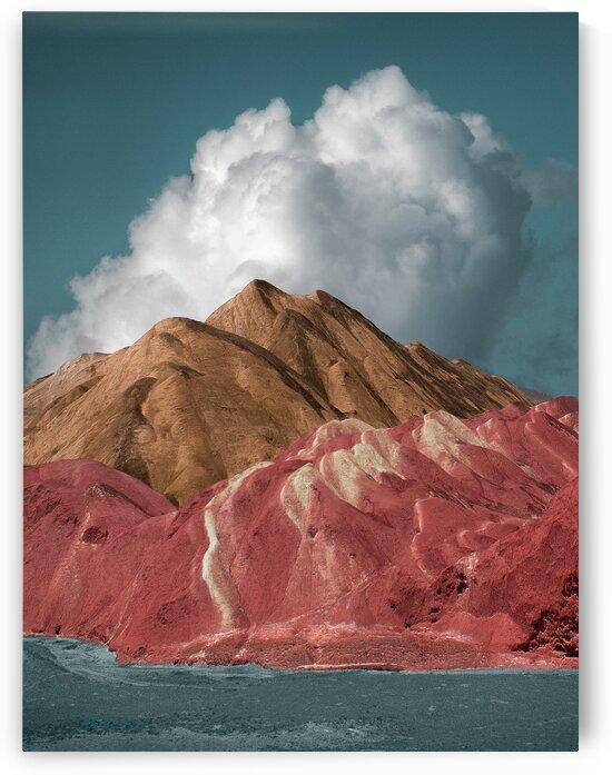 Colorful Danxia by Jonas daley