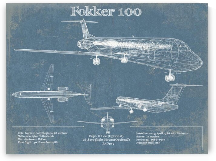 fokker by Acquired Aviation
