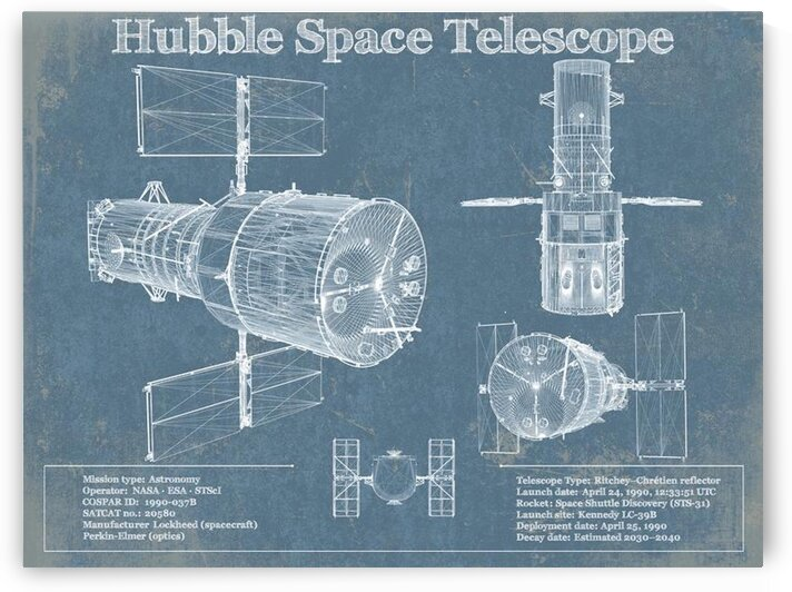 hubble by Acquired Aviation