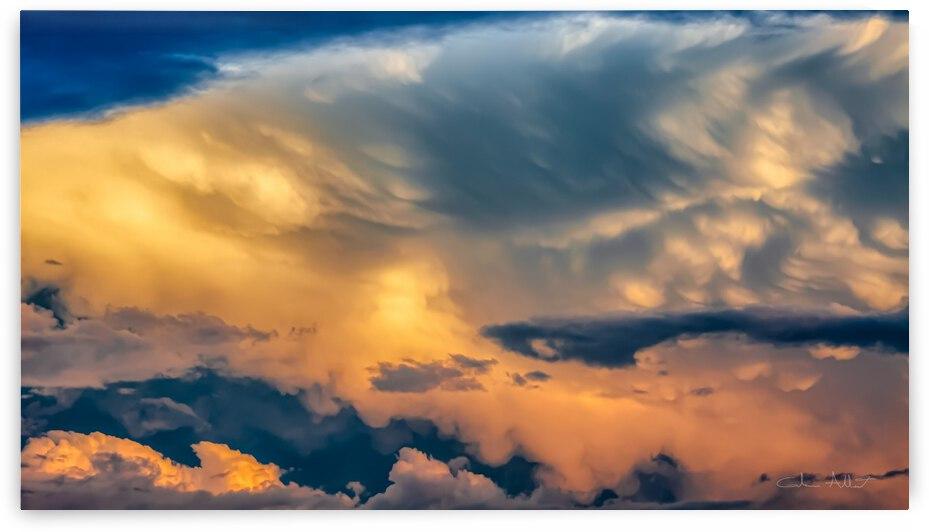 Sculpture nuageuse by Glenn Albert