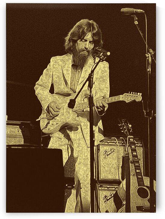 George Harrison Guitarist of the Beatles 4 by RANGGA OZI