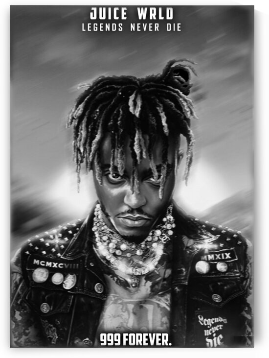 Juice WRLD by Coolbits Artworks