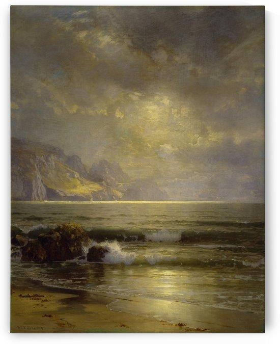 Seascape by Claude-Joseph Vernet