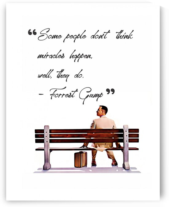 Forrest Gump Quotes by Bob Frase
