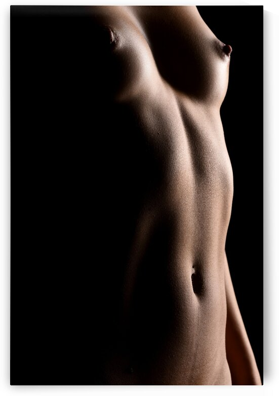 standing_nude_bodyscape_woman by Alessandrodellatorre