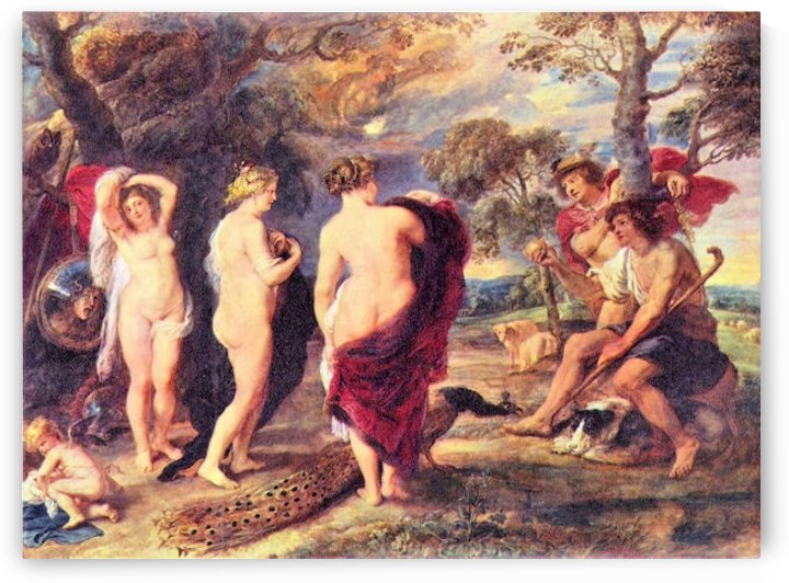 Paris -1- by Rubens by Rubens