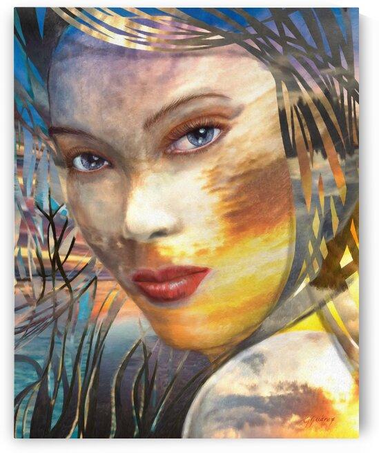 GOLDEN SUNRISE by edwin suarez