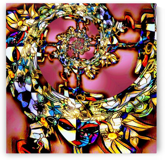 mirrors by Bratty ART