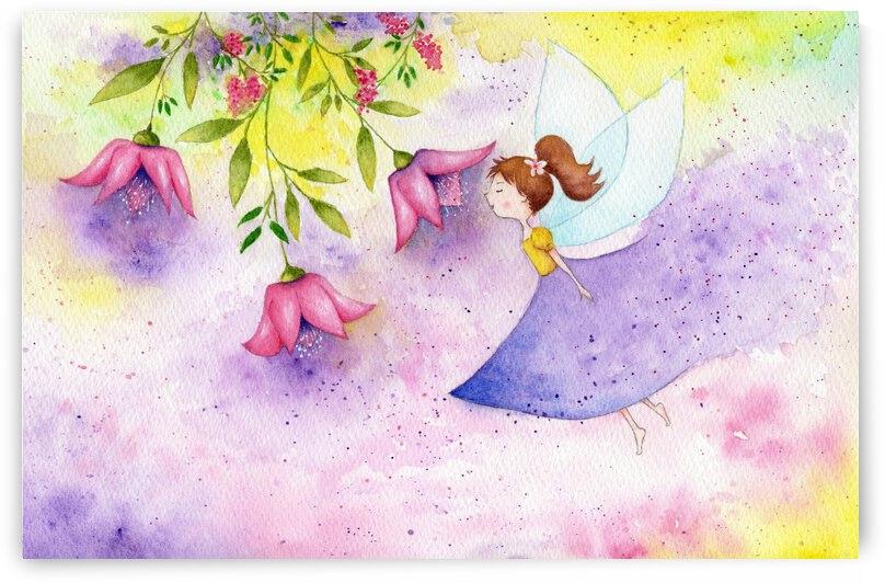 Flower Fairy by Feerie