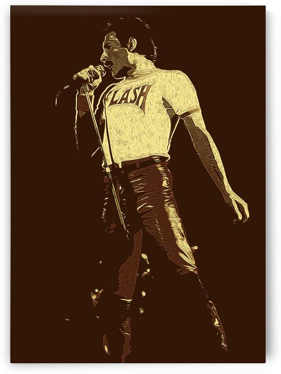Freddie Mercury The Legendary Queen vocalist 8 by RANGGA OZI