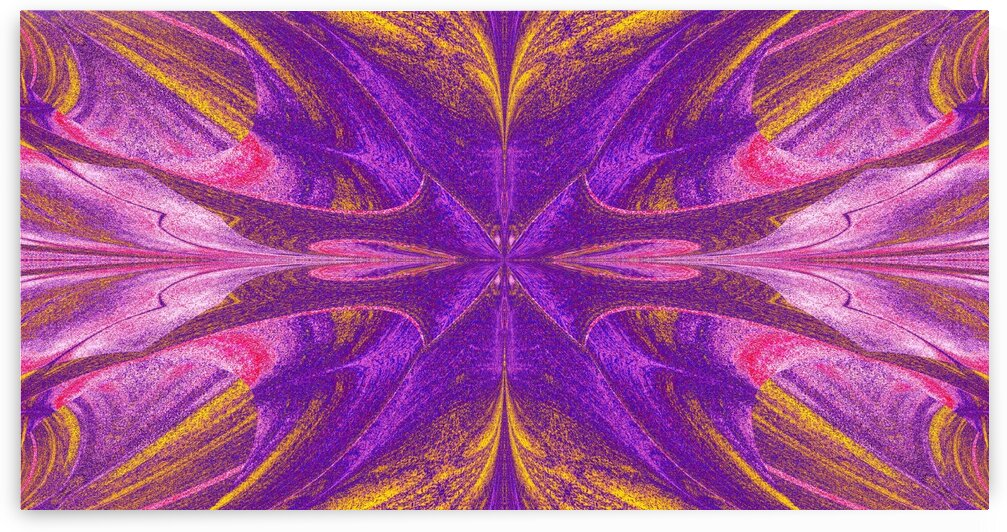 Butterfly Of Saturn 6 by Sherrie Larch