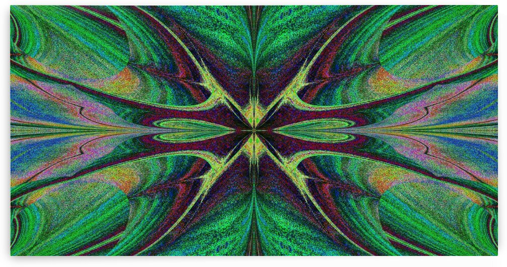 Butterfly Of Saturn 12 by Sherrie Larch