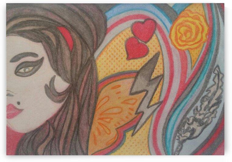 Amy Winehouse 27 Club by hollie