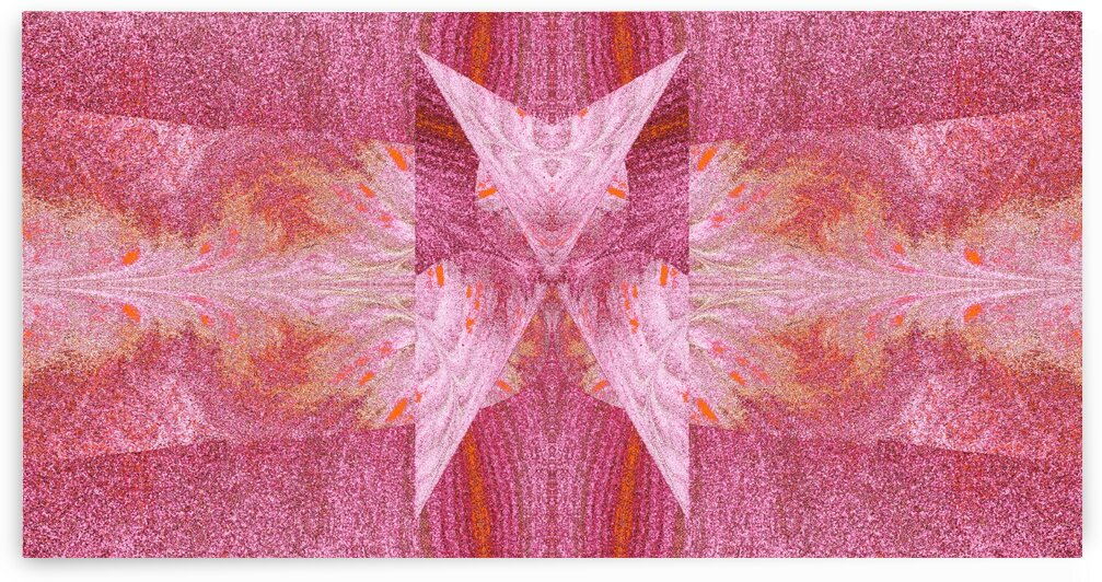 Strange Butterfly 34 by Sherrie Larch