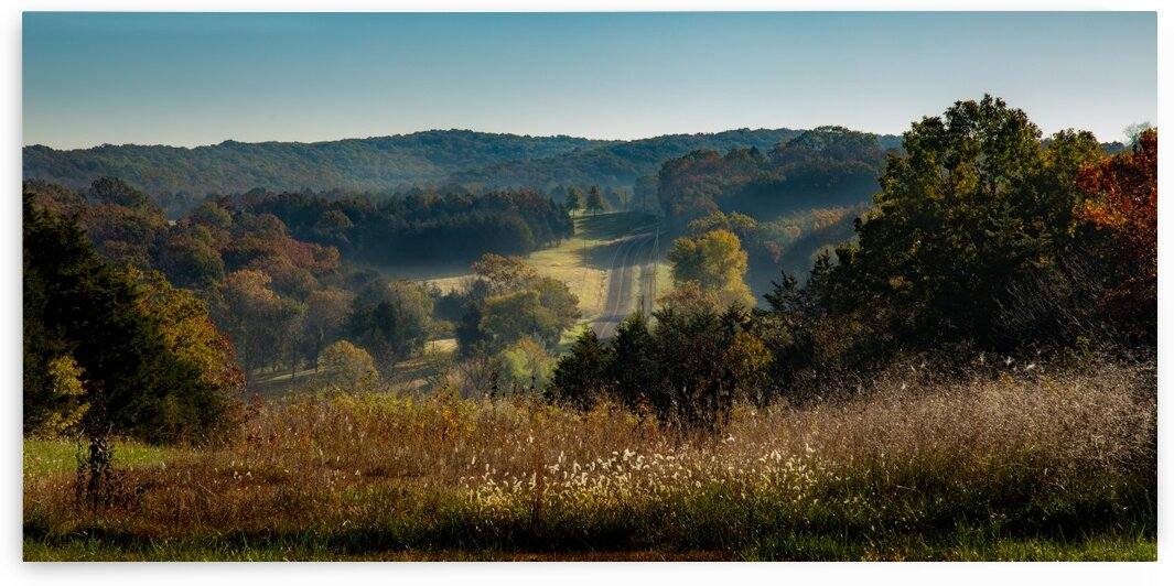 Missouri Morning by Brendan McMillan