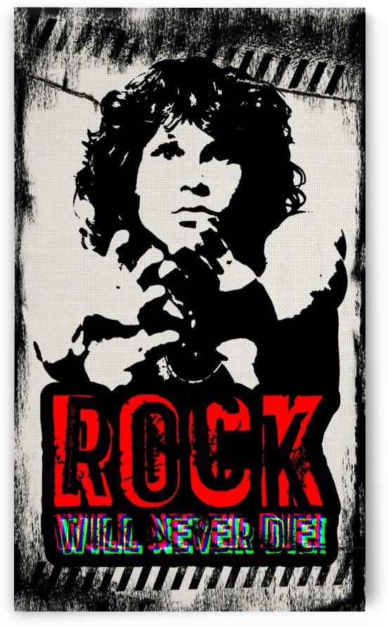 Rock by Ivan Venerucci Italian Style