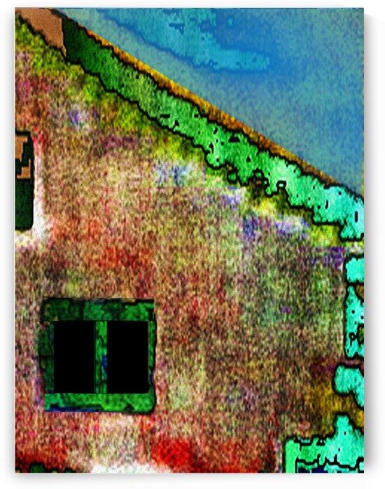 Ye olde homestead by Helmut Licht