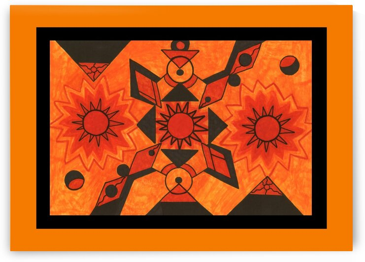 A Blanket For The Goddess Isis 3 by Sherrie Larch